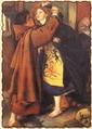 Освобождение еретички в 1559 году